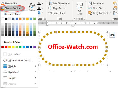 More Rounded Corner tricks for Office 2 - More Rounded Corner tricks for Office