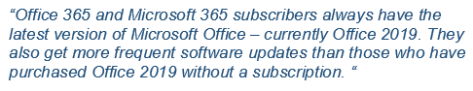 image 28 473x91 - More Office 2019, Microsoft 365 'latest version' confusion