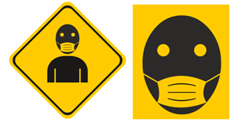 image 6 - Face mask graphics for Word and PowerPoint