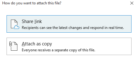 image 77 - Quick file attachments in Outlook 365