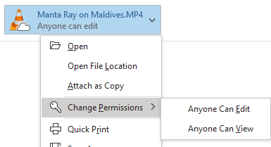 image 79 - Quick file attachments in Outlook 365