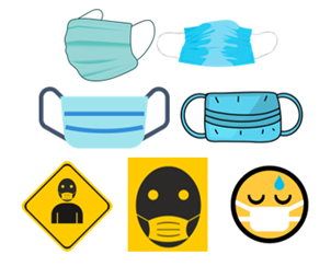 img 5ed47a44ef2e2 - Face mask graphics for Word and PowerPoint