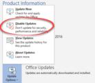 Outlook crashes thanks to Microsoft mistake