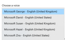 Read Aloud in Word 365 and 2019 in depth