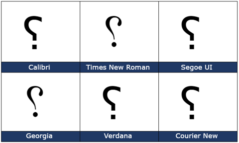 Reversed Question Mark Irony ⸮ symbol in Word Excel PowerPoint and Outlook - Reversed Question Mark / Irony ⸮ symbol in Word, Excel, PowerPoint and Outlook