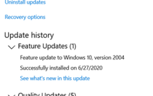 Important Windows 10 patch fixes Office bugs 300x188 - Office Watch Microsoft Outlook Word Excel Powerpoint Access Teams Onenote