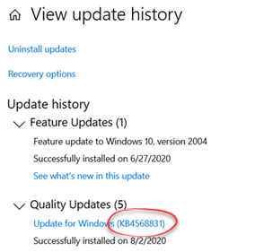 Important Windows 10 patch fixes Office bugs - Important Windows 10 patch fixes Office bugs