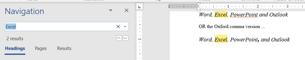 Pasted into More Word Find Search tricks - More Word Find / Search tricks