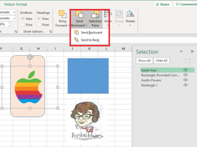 image 45 396x296 - See more with Selection Pane in Excel, PowerPoint and Word