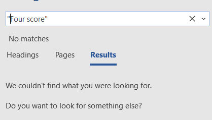image 70 - Find pane search secrets in Word