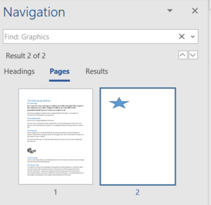 image 75 304x296 - Find pane search secrets in Word