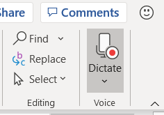 image 89 - Turn talk into text in Word 365 for Windows