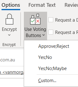 image 114 - Easy Voting by email in Outlook