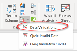 image 134 - Stop accidental duplicates in your Excel lists or Tables