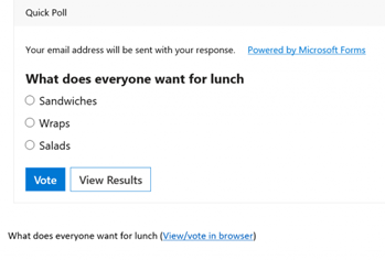 image 15 - Easy and Quick Polls in Outlook