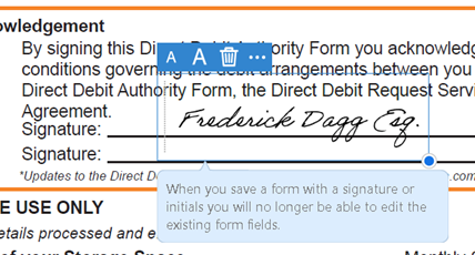 image 186 - Fill in a PDF form with your signature