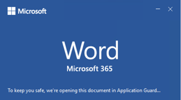 image 200 - Do you have Application Guard for Microsoft Office?