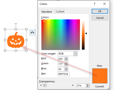 image 189 374x296 - Halloween icons and symbols for Word, Powerpoint and more