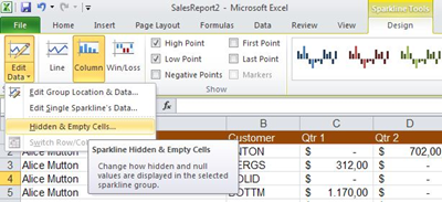image 77 - 8 tips for great Excel Sparklines