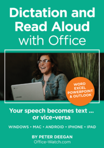 ODR dictation read aloud cover 209x296 - Dictation and Read Aloud in Office