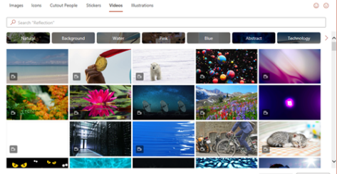 image 121 473x244 - Now there's Stock videos for your PowerPoint slides
