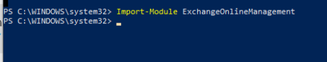 image 36 473x90 - Simple start with Microsoft 365 and PowerShell