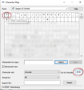 image 59 277x296 - Type Interrobang in Word, Outlook, Excel and PowerPoint