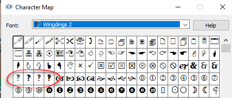 image 61 - Type Interrobang in Word, Outlook, Excel and PowerPoint