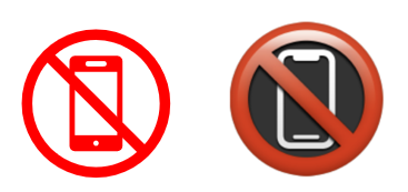 image 3 - 8 simple 'Prohibited' symbols for smoking, phones, kids and more in Word