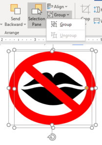 image 34 209x296 - Customized Don't / Not Allowed symbols for Word, Excel and PowerPoint