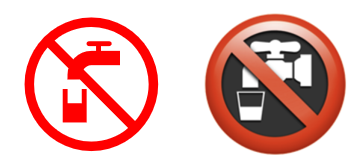 image 5 - 8 simple 'Prohibited' symbols for smoking, phones, kids and more in Word
