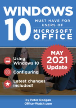 Windows 10 for Microsoft Office users
