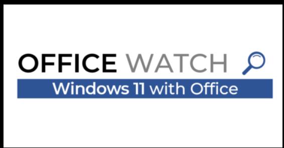 Office Watch logo - Windows 11 1200x627 FB
