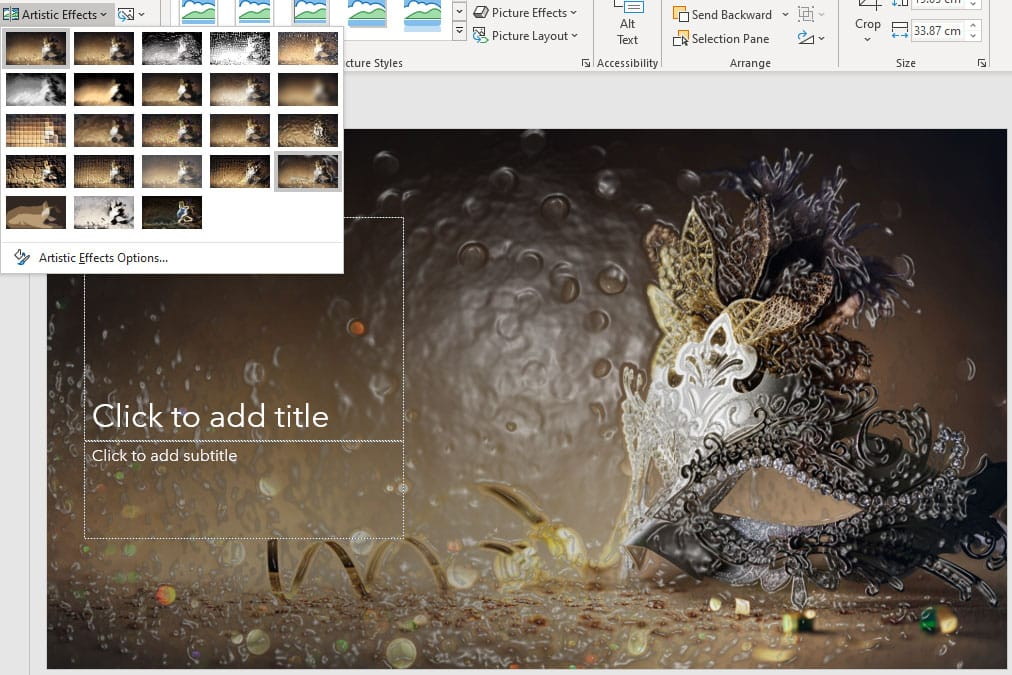 ART 1 - Getting More from PowerPoint Designer