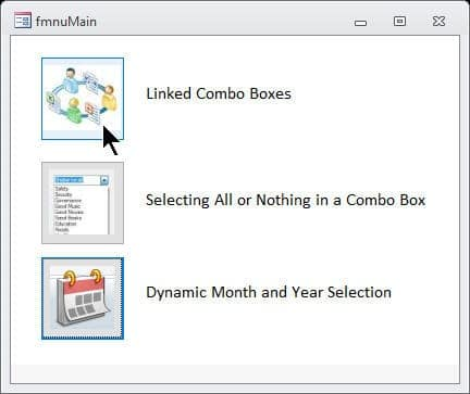 Access: Specialty Combo Boxes, Part 2