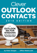 Clever Outlook Contacts
