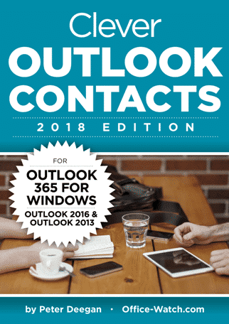 C2C 2018 small - Outlook 365/2019 - three ebooks - special offer