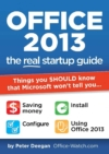 Cover 100x141 - Office 2013: the real startup guide