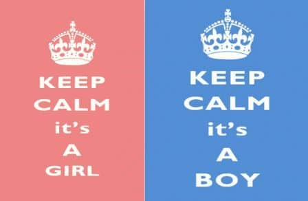 Keep Calm its a boy or girl - Keep Calm with Microsoft Office