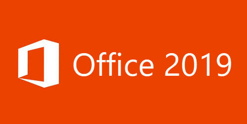 MS Office 2019 supposed logo until the real one comes along - Office 2019 for Mac - facts, prices and dates
