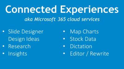 Microsoft365StraightTalk 8 400x225 - Microsoft 365 for Windows: Straight Talk