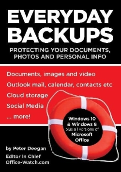 Everyday Backups - protecting your documents, photos and personal info