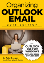 Organizing Outlook Email 4th edition OO3