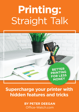 Printing StraightTalk cover - Help keep Office Watch alive....