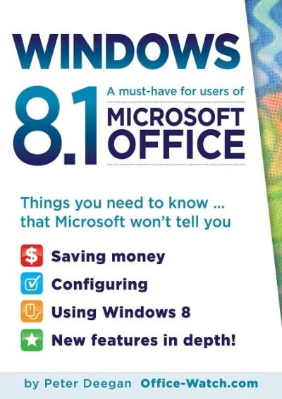 Win8.1 for Microsoft Office users 400x565 - Windows 8.1 for Microsoft Office users