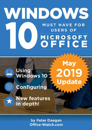 Windows 10 May 2019 for Microsoft Office users