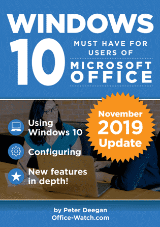 Win 10 Nov2019 small - Latest changes to Windows 10 available now