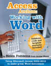 Access Archon: Working with WORD