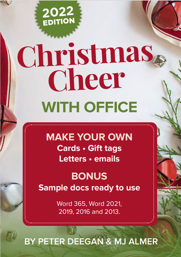 Christmas Cheer With Microsoft Office Office Watch