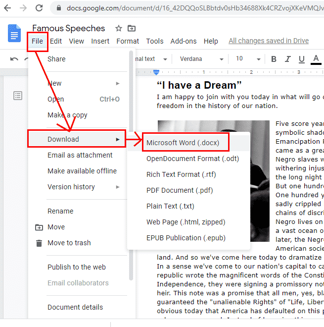 Download How To Download A Document From Google Docs  Gif